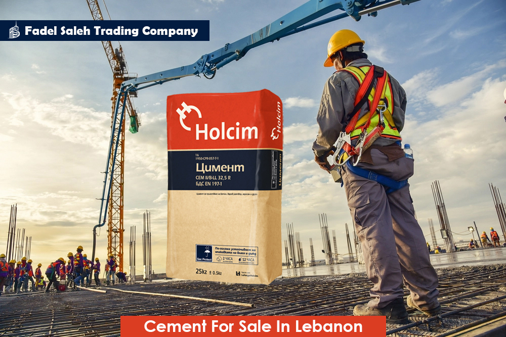Cement For Sale In Lebanon